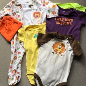 6-9 month baby lot